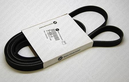 139.6 in 6 groove belt