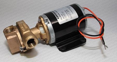 coolant booster pump 2
