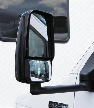 728519 Driver Side Heated Remote Mirror Assembly