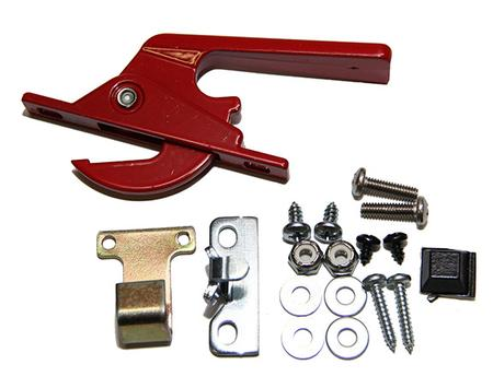 handle kit with hardware