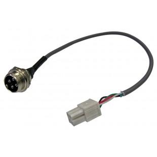 jensen 4-pin microphone adapter