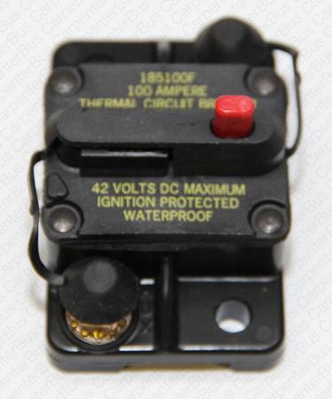 manual reset circuit