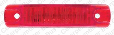 sealed LED surface mount marker red