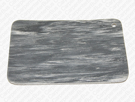 smooth gray rubber flooring