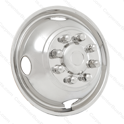 GDG01F FRONT WHEEL LINER CHEVY 16 INCH